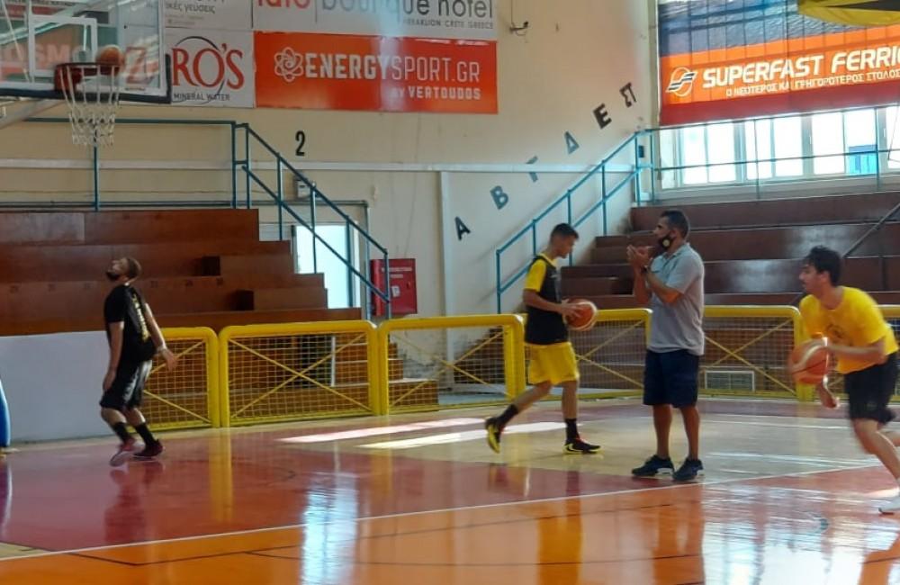 Ξεκίνημα για το τμήμα μπάσκετ ΕΡΓΟΤΕΛΗ