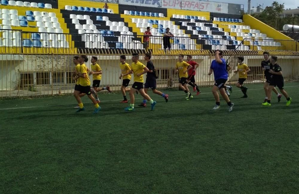 Κλήσεις ποδοσφαιριστών του ΓΣ Εργοτέλης στη Μικτή Νέων ΕΠΣΗ