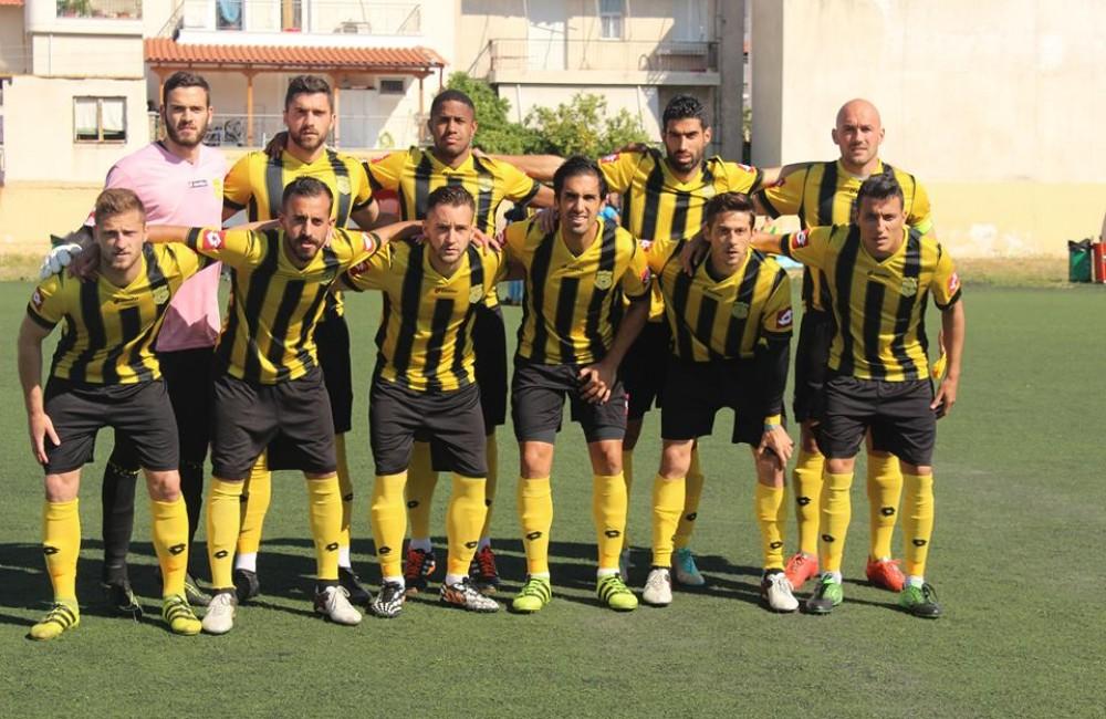 Άγιος Ιερόθεος - Εργοτέλης 0-1