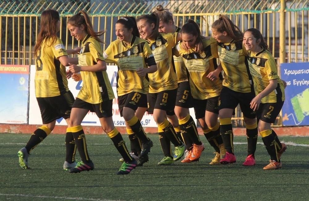 Η κλήρωση του πρωταθλήματος Α' Εθνικής Γυναικών