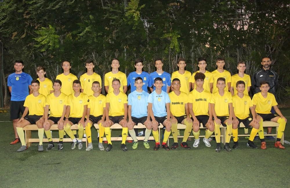 Μαρτινέγκο-Ελπίδες Ηροδότου 1-0