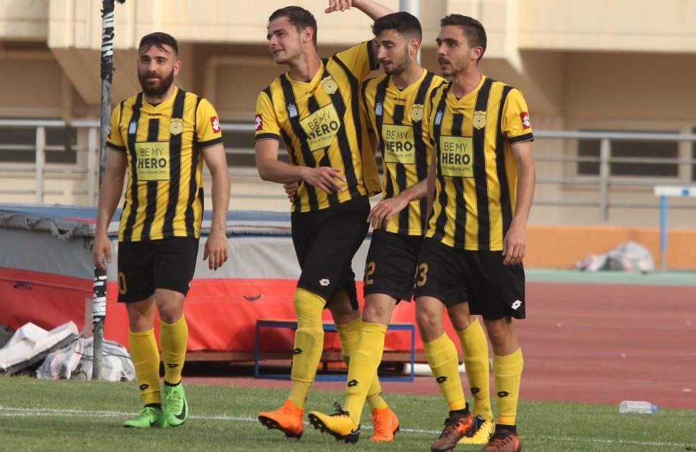Υπερπολύτιμη νίκη με ανατροπή ο Εργοτέλης, 3-1 τον Απόλλωνα Λάρισας
