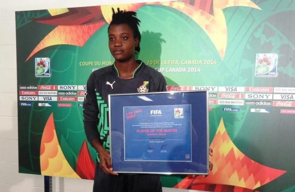 Παίκτρια του ΕΡΓΟΤΕΛΗ η Victoria Antwi Agyei (Videos)