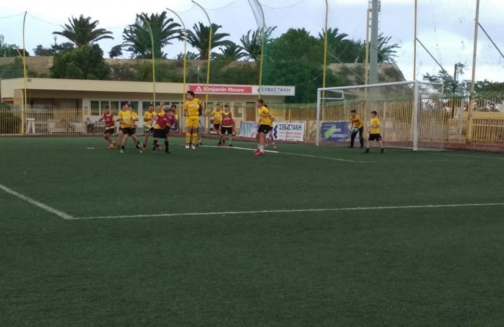 Η ποδοσφαιρική Ακαδημία του Γ.Σ. ΕΡΓΟΤΕΛΗΣ, η μεγαλύτερη της Κρήτης επεκτείνεται!