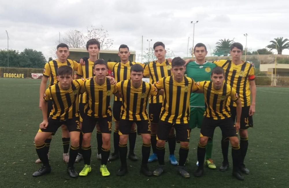 Μαρτινέγκο-Θρίαμβος Αναλήψεως 3-0