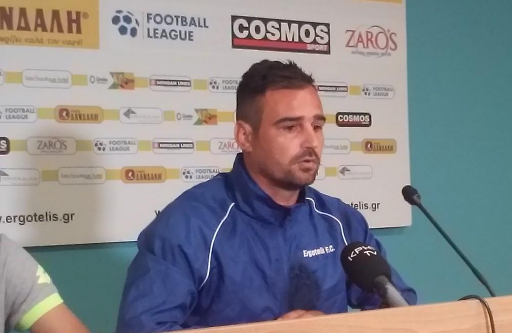 Ανδρουλάκης: «Δεν αγχωθήκαμε, ήμασταν σίγουροι για την ανατροπή» (VIDEO)