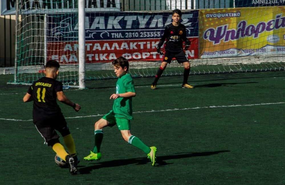 Με 17 ομάδες ο Γ.Σ. Εργοτέλης στο παιδικό πρωτάθλημα ΕΠΣΗ!