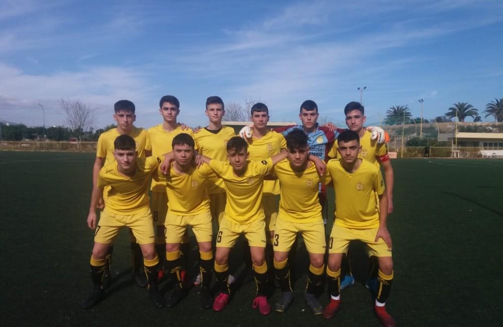Μαρτινέγκο-Τηγανίτης 5-3