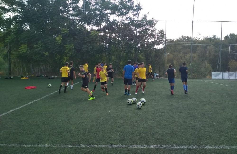 Κλήσεις ποδοσφαιριστών του ΓΣ Εργοτέλης στη Μικτή Παίδων ΕΠΣΗ
