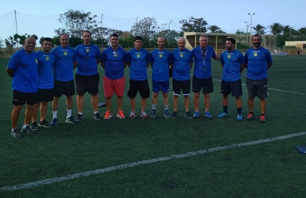 Ξεκίνησαν οι προπονήσεις στην Ακαδημία ποδοσφαίρου του ΓΣ Εργοτέλης.
