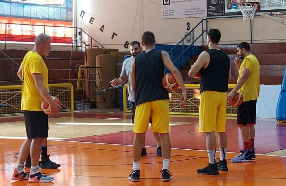 Η κλήρωση του ΕΡΓΟΤΕΛΗ στο πρωτάθλημα Γ' Εθνικής Μπάσκετ
