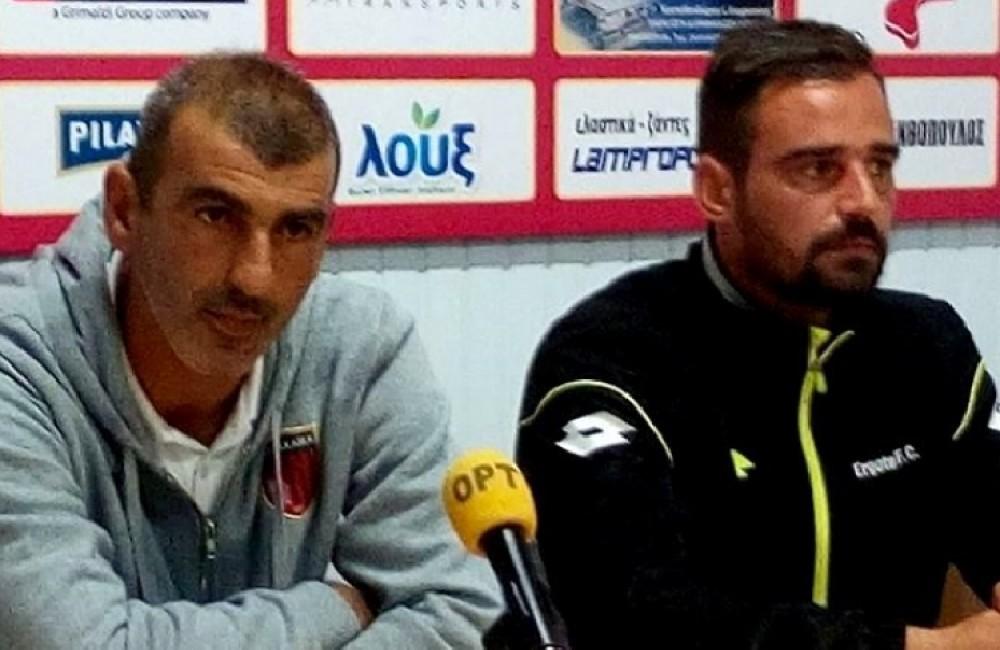 Αντώνης Ανδρουλάκης: «Ήμασταν καλύτεροι, αλλά ...»