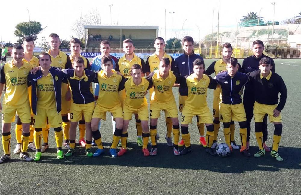 Ωραία εμφάνιση και νίκη 2-0 για τα Κανάρια κόντρα στον Πήγασο