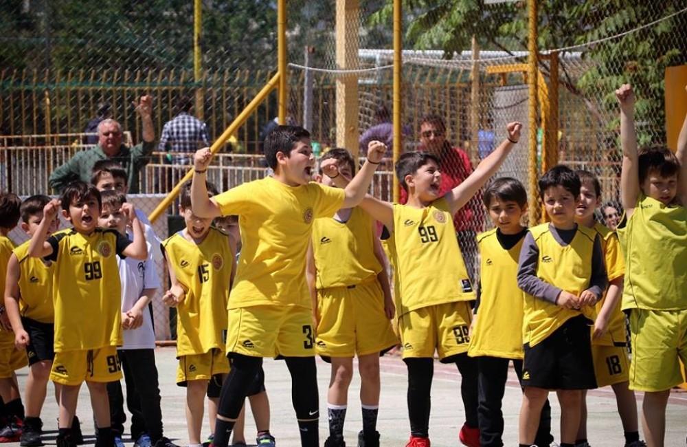 1 Μαρτίου ο χορός του τμήματος μπάσκετ ΕΡΓΟΤΕΛΗ