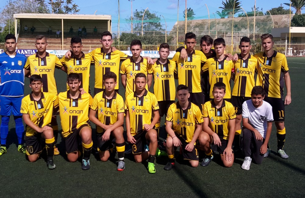Νικηφόρο ξεκίνημα για το Μαρτινέγκο, 3-0 τις Γωνιές