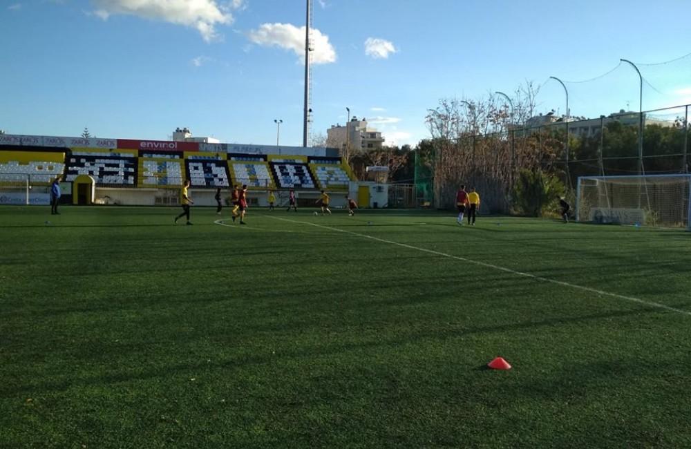 Οι αγώνες της Ακαδημίας του Γ.Σ. ΕΡΓΟΤΕΛΗΣ στο παιδικό πρωτάθλημα ποδοσφαίρου