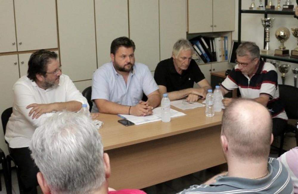 Ολοκληρώθηκε η Γενική Συνέλευση της ΠΑΕ Εργοτέλης