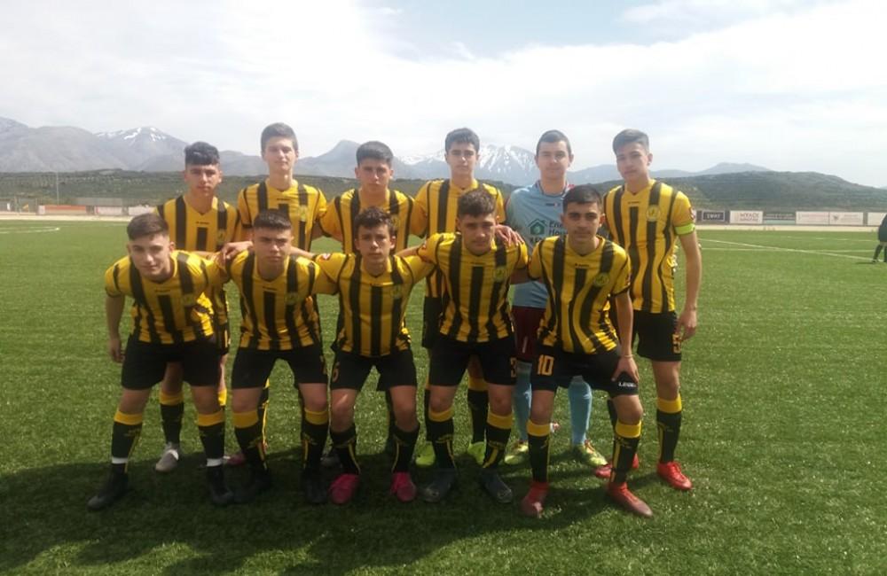 Ίνι-Μαρτινέγκο 0-3