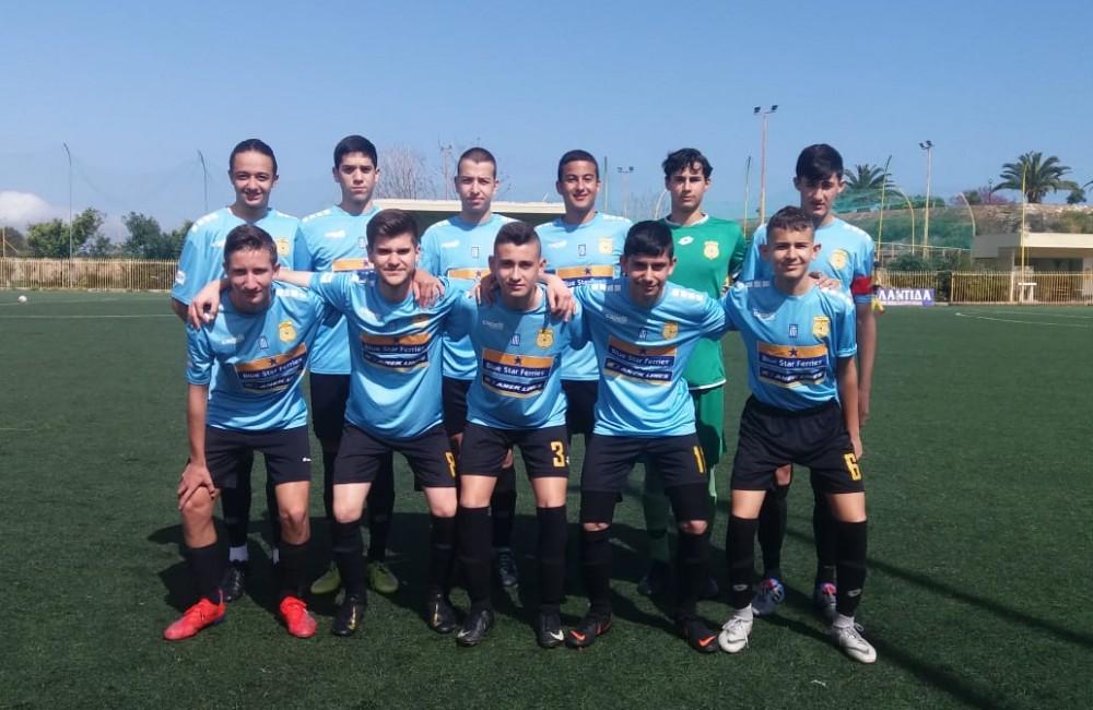 Μαρτινέγκο-Κουνάβοι 5-3