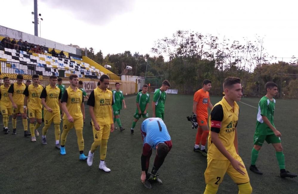 Ηρακλής Νιπ.-Κανάρια 1-0